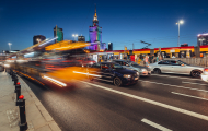 Analiza ruchu na drogach