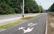 Budowa drogi dla rowerów wzdłuż ulicy Marsa