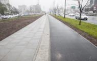 Budowa drogi rowerowej wzdłuż ul. Gintrowskiego (d. Rzymowskiego)