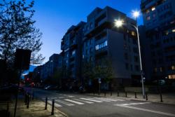 Doświetlenie przejścia dla pieszych na ul. Jagiellońskiej