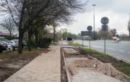 Budowa drogi dla rowerów wzdłuż ul. Jagiellońskiej