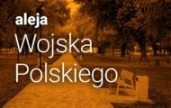 Jaka aleja Wojska Polskiego? – raport z konsultacji