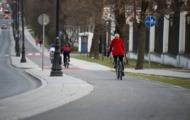 Budowa drogi rowerowej wzdłuż ul. Belwederskiej