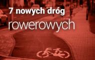 Budowa 7 dróg dla rowerów – raport z konsultacji