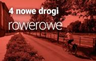 Budowa 4 dróg dla rowerów – raport z konsultacji