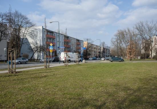 Przetarg na nowy parking na ul. Pawińskiego