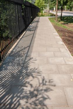 BEZPIECZNA DROGA DO SZKOŁY DLA DZIECI Z SP 110 - budowa nowego chodnika