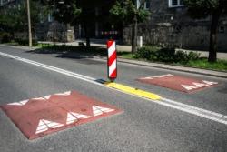 Bezpieczna droga do szkoły: uspokojenie ruchu na ulicy Białobrzeskiej