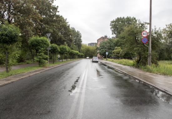 Oświetlenie ulicy Bliskiej do remontu