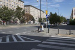 Bezpieczne przejścia dla pieszych i przejazdy dla rowerzystów