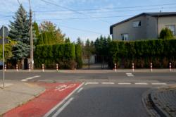 Usprawnienie ruchu rowerowego w Dzielnicy Włochy