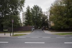 Odciążenie pasa ruchu ul. Św. Bonifacego przy ZSI nr. 62