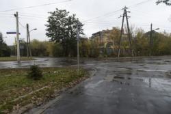 Wyznaczenie naziemnych przejść dla pieszych na skrzyżowaniu ulic Orłów Piastowskich, Bony, Rakuszanki, Listopadowej