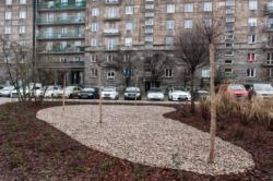 Budowa miejsc postojowych na ul. Białobrzeskiej