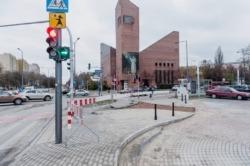Najkrótsza ścieżka rowerowa: łącznik Wielicka i Domaniewska