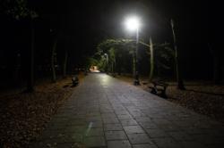 Rozświetlamy Park Praski!