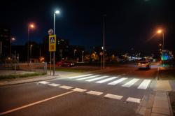 Bezpieczne przejścia dla pieszych na al. KEN