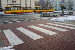 Poprawa bezpieczeństwa na skrzyżowaniu Broniewskiego i Braci Załuskich