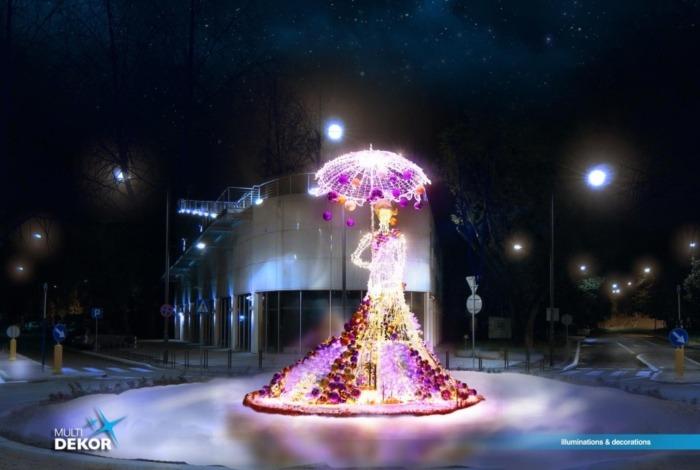 Wielka inauguracja iluminacji świetlnej