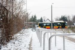 Bezpieczne parkingi rowerowe