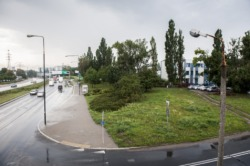 Usprawnienia piesze i rowerowe na Odolanach i Ulrychowie