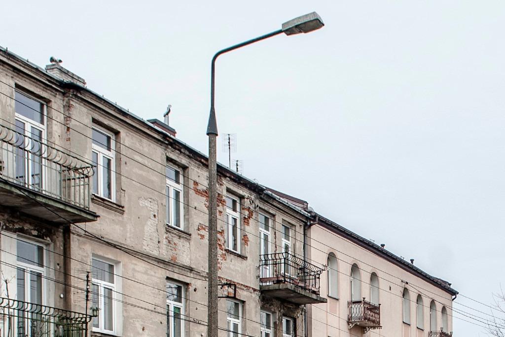 Nowe Oświetlenie Ul Cyrulików Zarząd Dróg Miejskich W