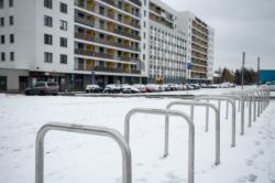 1037 - Bezpieczne parkingi rowerowe