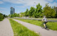 Budowa drogi rowerowej wzdłuż ul. Słomińskiego