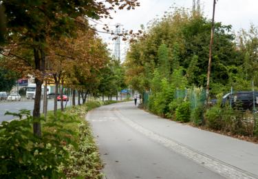 Budowa drogi rowerowej wzdłuż ul. Rzymowskiego