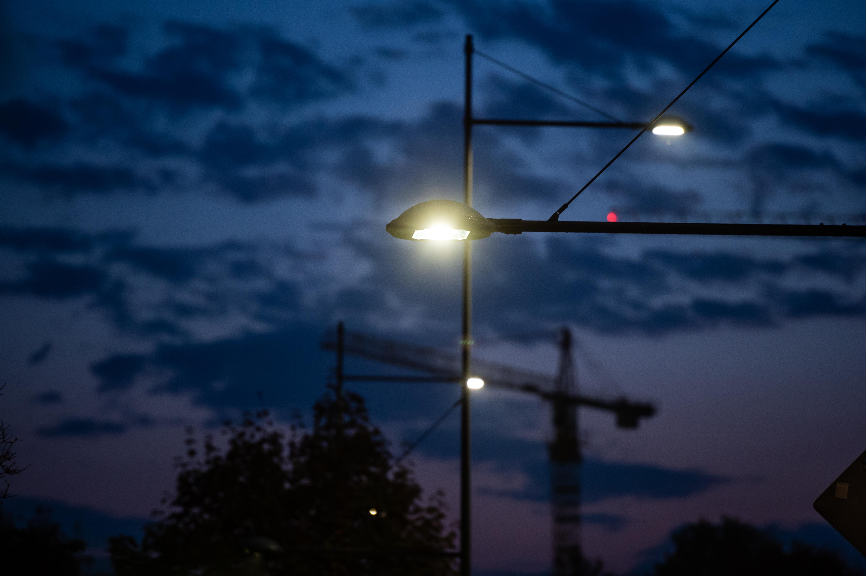 Oświetlenie Ul Stawki Nowe Latarnie Już świecą Zarząd