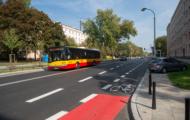 Budowa drogi rowerowej wzdłuż ciągu ulic Mińska – Stanisławowska – Dwernickiego – Szaserów