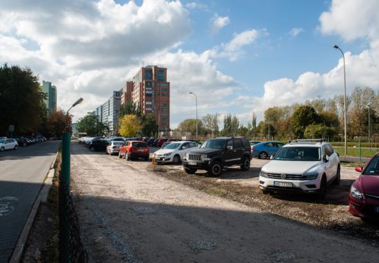 Planujemy dwa nowe parkingi
