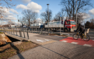 Budowa drogi rowerowej wzdłuż ul. Radzymińskiej