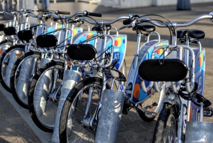 Sezon miejskich rowerów dobiega końca