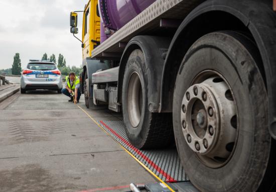 Kontrolujemy ciężarówki – podsumowanie roku