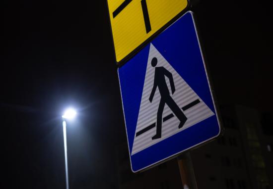 Bezpieczniejsze przejścia w całym mieście