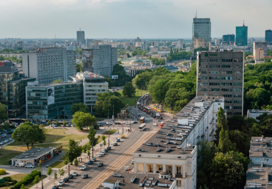 Strajk a ruch na drogach