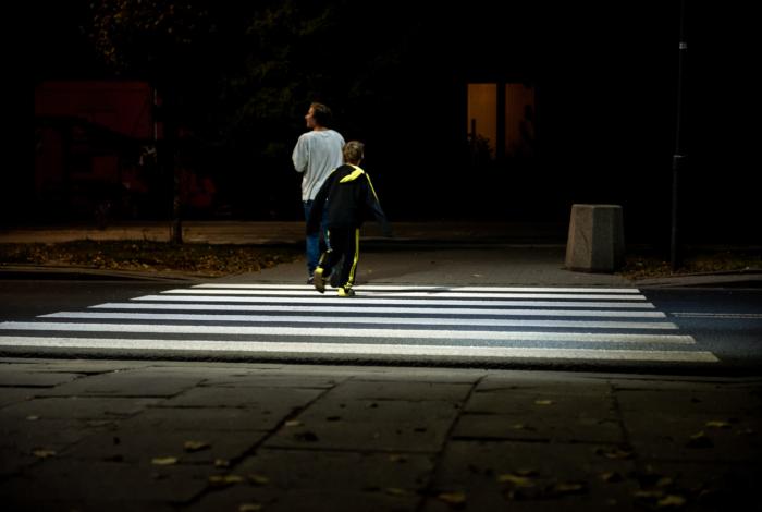 W tym roku doświetlimy blisko 400 przejść dla pieszych