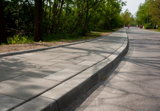 Nowy chodnik na Mehoffera – realizujemy budżet obywatelski