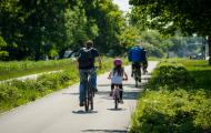 Budowa drogi dla rowerów wzdłuż ul. Kasprzaka-Wolska-Połczyńska