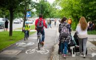 Budowa drogi dla rowerów wzdłuż ul. Okopowej i Towarowej