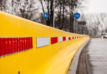 Zabezpieczenia przed potencjalnym atakiem terrorystycznym z udziałem środka transportu