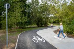 Połączenie pieszo-rowerowe Portu Żerań z Modlińską