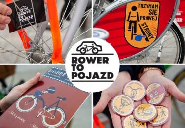 Rower to pojazd