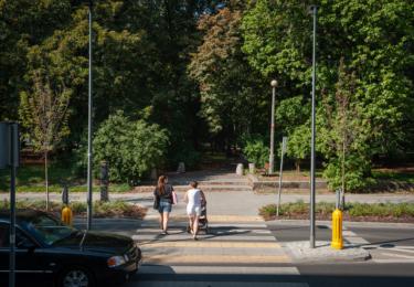 Audyt bezpieczeństwa przejść dla pieszych