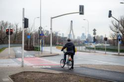 Budowa zaległej infrastruktury dla rowerów