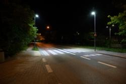 Bezpieczna droga do szkoły podstawowej 217 - doświetlenie przejść dla pieszych przy ul. Paderewskiego i wyznaczenie nowego przejścia Kordiana-Paderewskiego