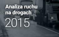 Analiza ruchu na drogach 2015