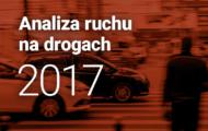 Analiza ruchu na drogach 2017